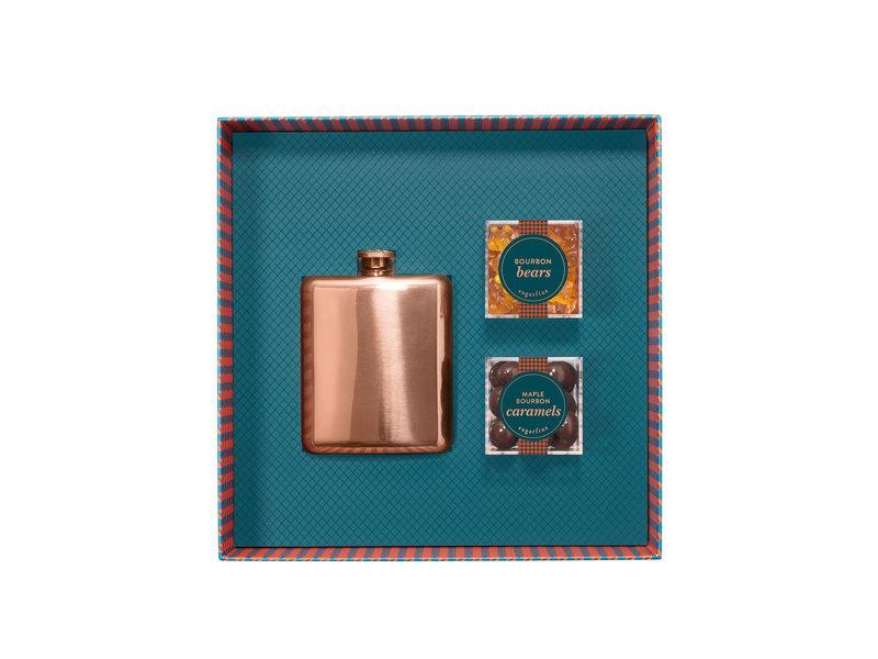 Sugarfina Vice 2.0 Collection Flask Giftset