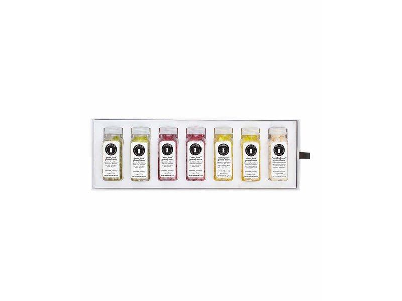 Sugarfina 7 Day Juice Bear Cleanse Bento Box