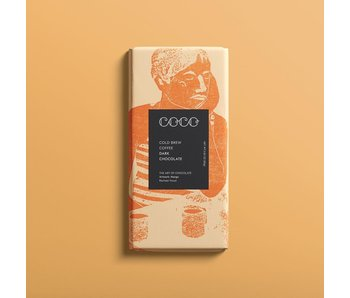 Cold Brew Chocolate Bar