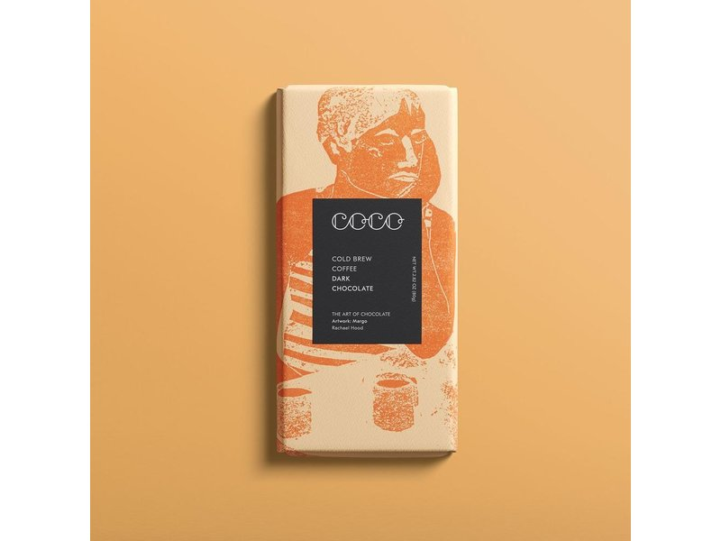 Coco Cold Brew Chocolate Bar