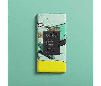 Gin & Tonic Chocolate Bar