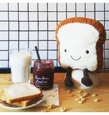 JellyCat Inc Amuseables Toast