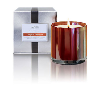 Pumpkin Pomande Signature Limited Edition Candle