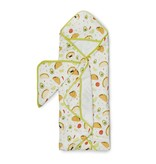 Loulou Lollipop Hooded Towel Sets Tacos