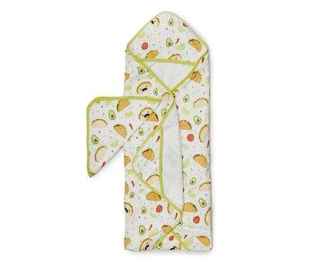Hooded Towel Sets Tacos