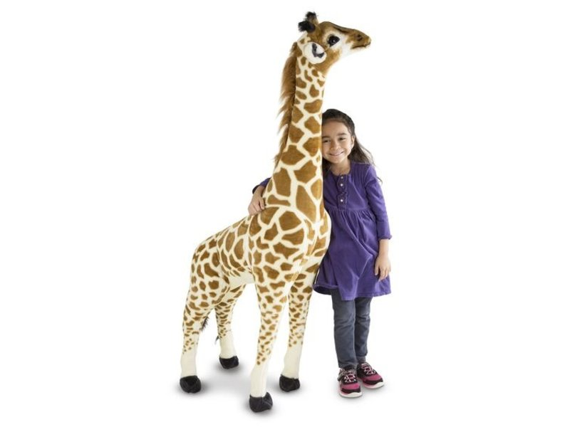 Melissa and Doug Plush Giraffe