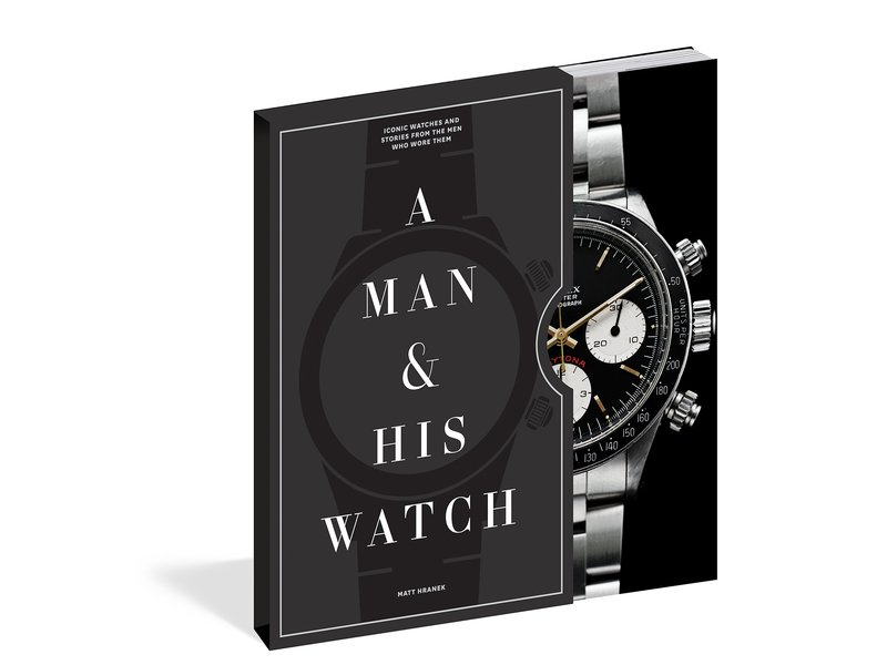 Workman A Man and His Watch Book