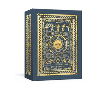 The Illuminated Tarot: 53 Cards