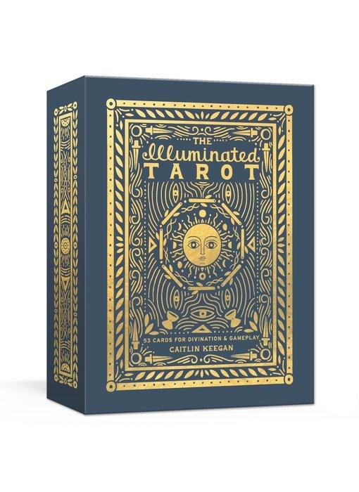 The Illuminated Tarot: 53 Cards