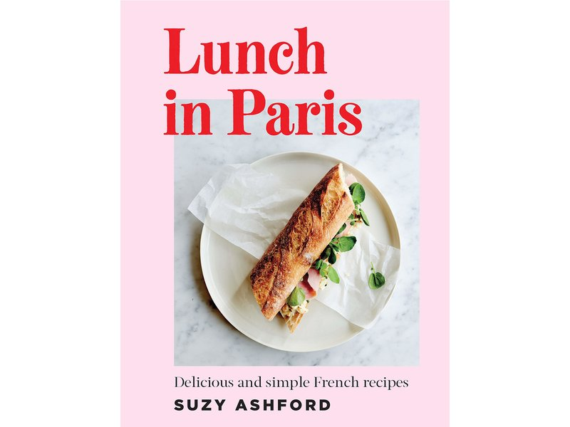 Random House Lunch In Paris