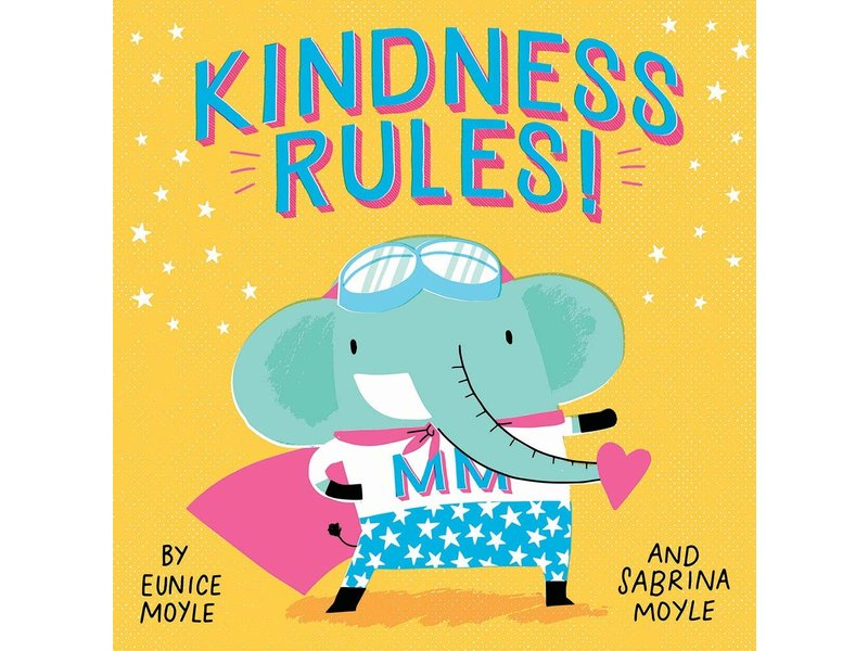 Abrams Kindness Rules!