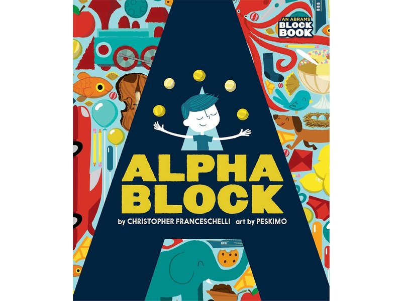 Abrams Alphablock Book
