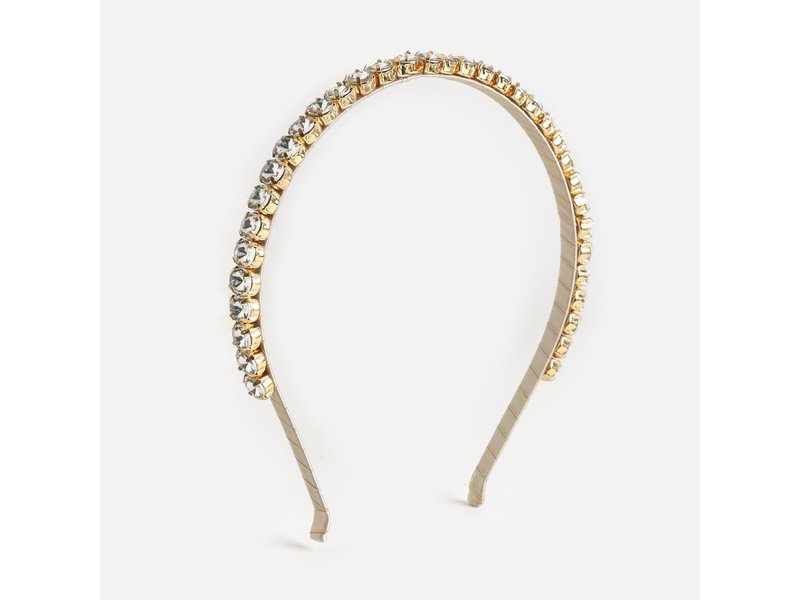 Orelia London Jewelry Crystal Alice Headband