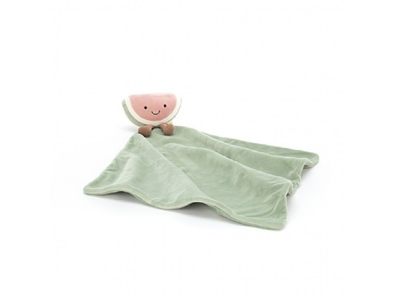 JellyCat Inc Amuseables Watermelon Soother