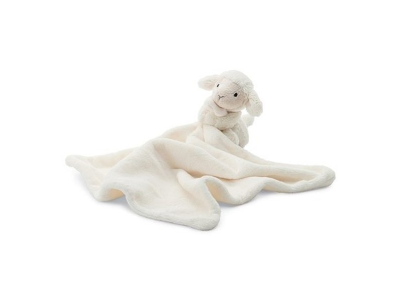JellyCat Inc Bashful Lamb Soother