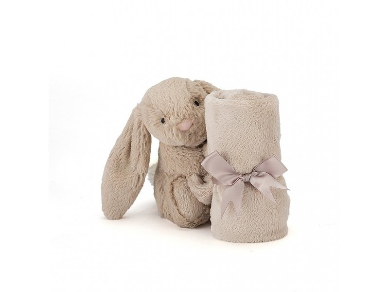 JellyCat Inc Bashful Bunny Soother Beige