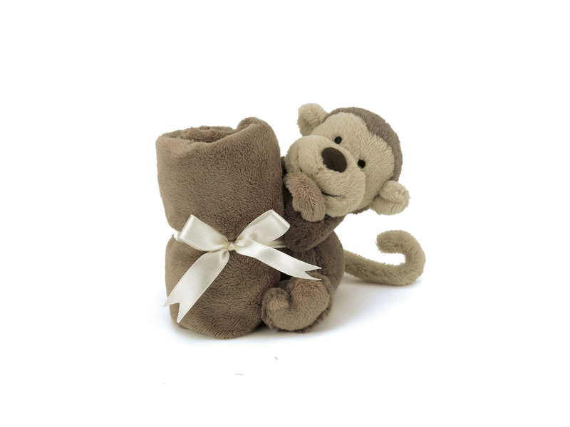 JellyCat Inc Bashful Monkey Soother