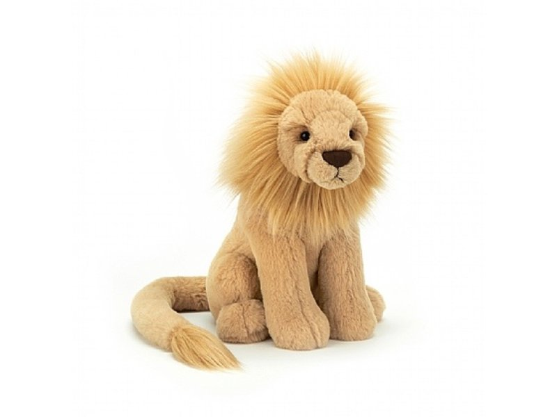 JellyCat Inc Leonardo Lion Large