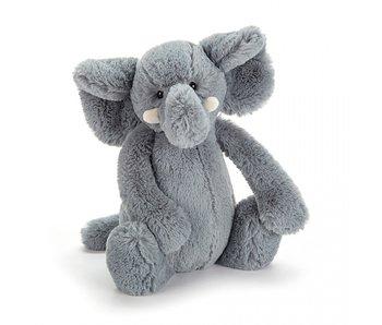 Bashful Grey Elephant Huge