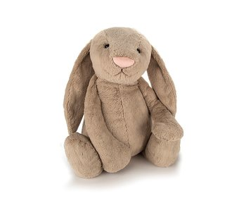 Beige Really Really Big Bashful Bunny