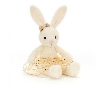 Glistening Belle Bunny Large