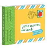 Chronicle Books Little Letters For Lunch