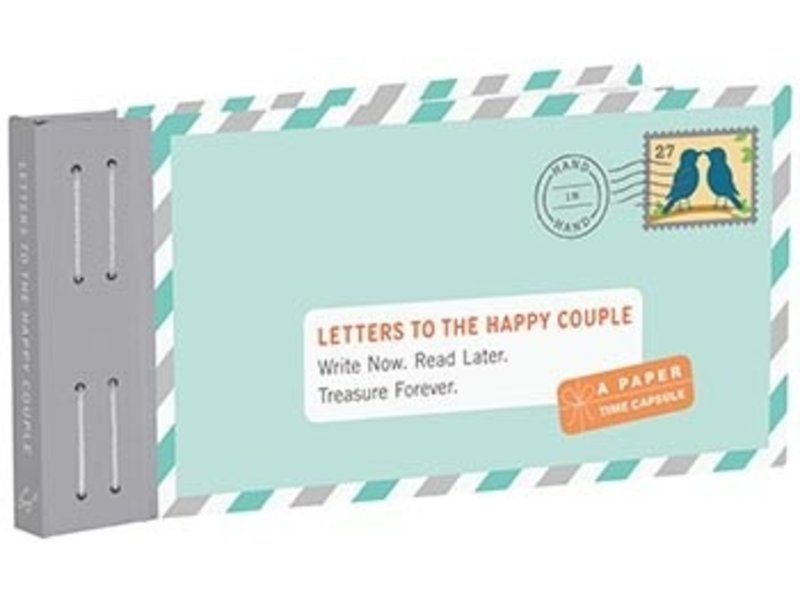 Chronicle Books Letters To the Happy Couple