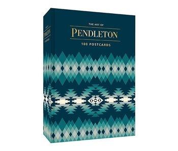 Pendleton Postcard Box: 100 Postcards