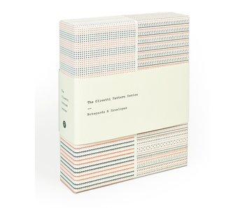 Olivetti Pattern Series Notecards