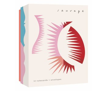 Sauvage Notecards
