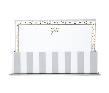 Dots and Stripes Boxed Cards