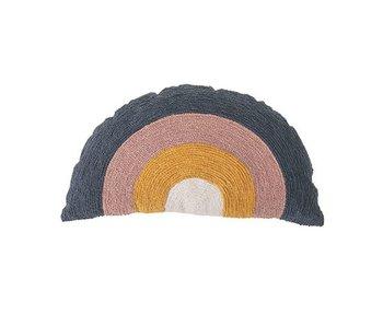 Cotton Rainbow Pillow