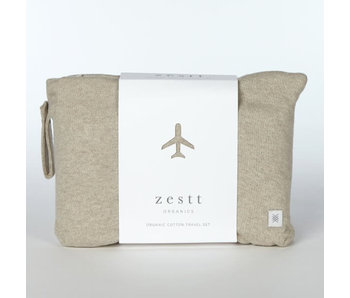Organic Cotton Travel Set Birch
