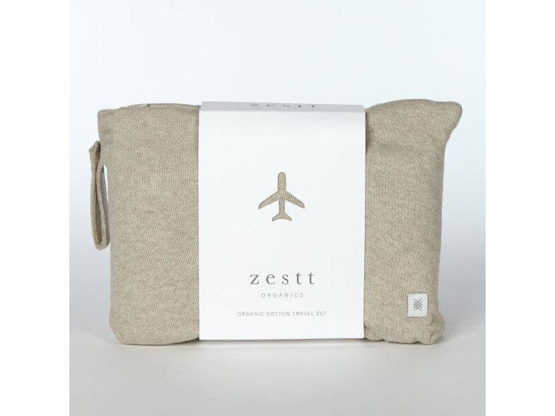 Zestt Organic Cotton Travel Set Birch