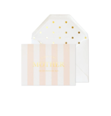Sugar Paper Note To Mother Greeting Card