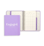 Kate Spade by Lifeguard Press Engaged Appointment Calendar