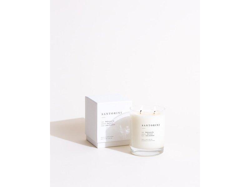 brooklyn candle studio Santorini Escapist Candle