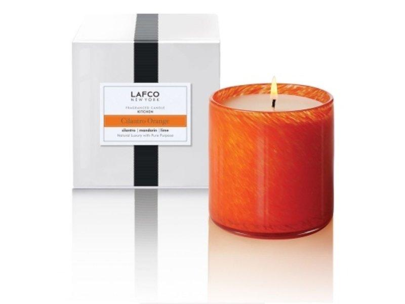 LAFCO Cilantro Orange Signature Candle