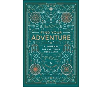 Find Your Adventure: A Journal