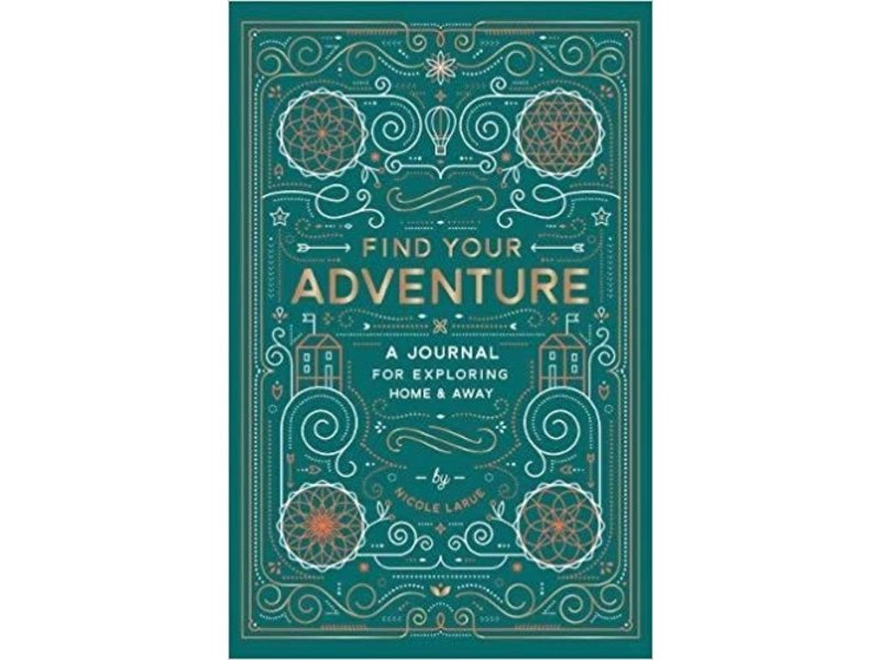 Abrams Find Your Adventure: A Journal