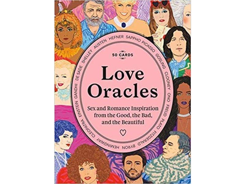 Chronicle Books (Hachette, Mudpuppy) Love Oracles