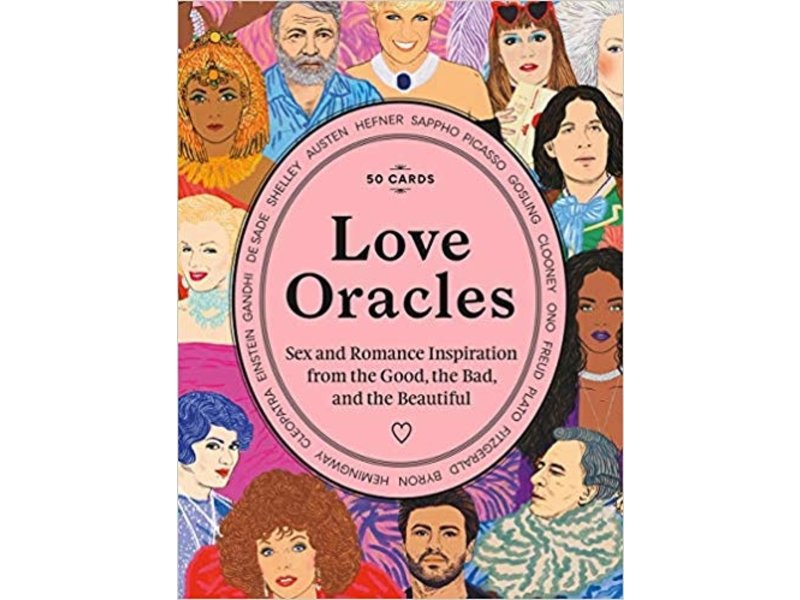 Chronicle Books Love Oracles