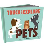 Chronicle Books Touch and Explore: Pets