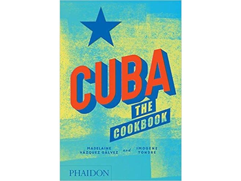 Phaidon (Hachette) Cuba The Cookbook