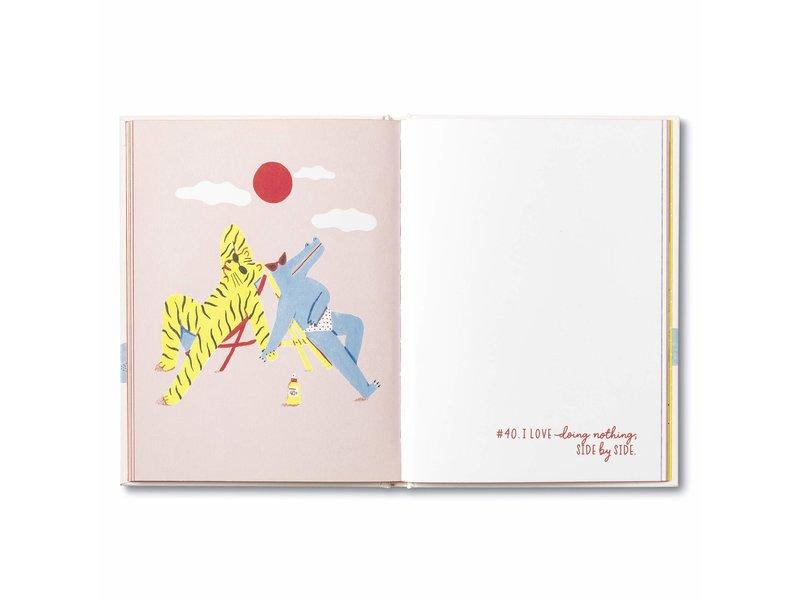 Compendium 1,000 Little Ways I Love Us