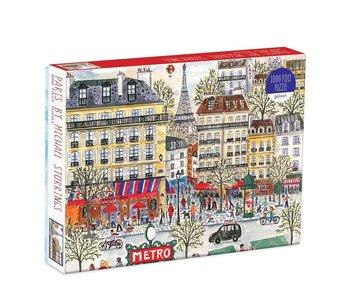 Michael Storrings Paris Puzzle