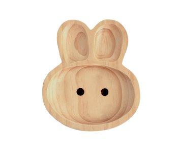 Petits et Maman Bunny Dinnerware Set