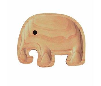 Petits et Maman Elephant Dinnerware Set