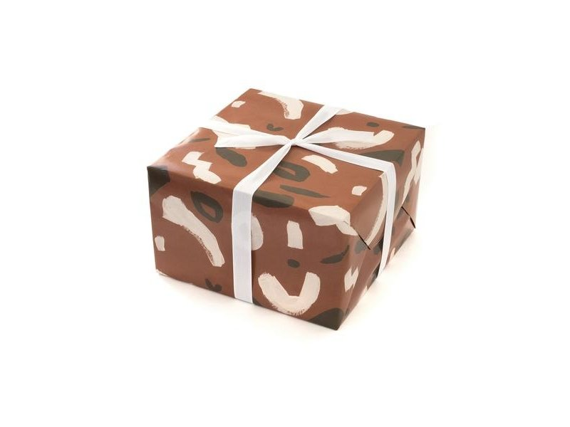Moglea Brickle Gift Wrap Roll