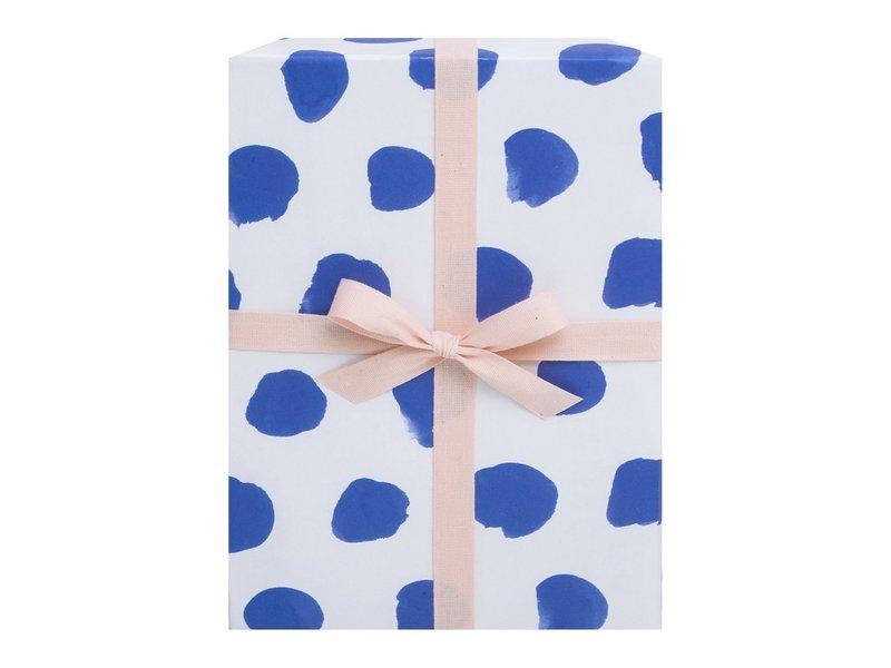 Cobalt Gift Wrap Roll